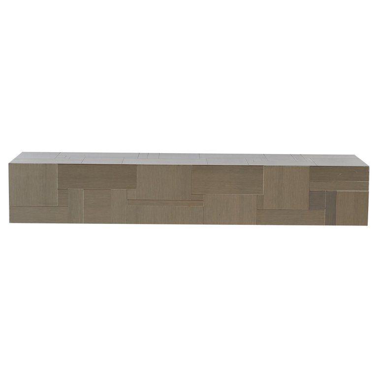 timeless design e9d06 eeb9b Paul Evans Wall Mounted Console Table Shelf in 2019   Bath ...