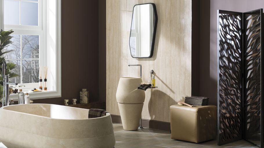 Des idées pour votre salle de bains  la sophistication des