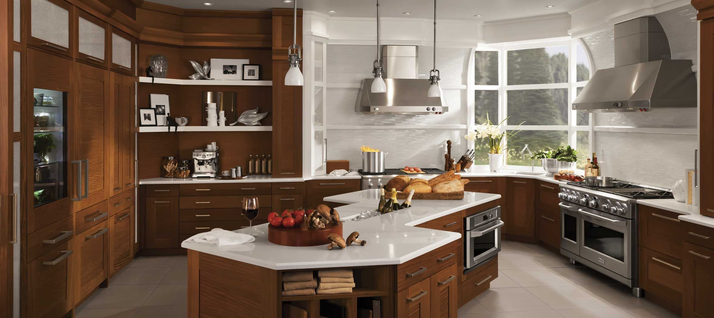 The different kitchen layouts bandidusa home design preferance - Bentwood Of Dallas Luxury Kitchen Showroom Whatever Your Unique Vision For Your Kitchen Bath Or Other Space In Your Home We Can Transform It Into A