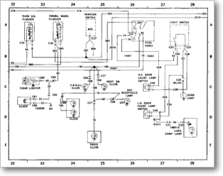 61 Thunderbird Wiring Diagram Free Picture Schematic