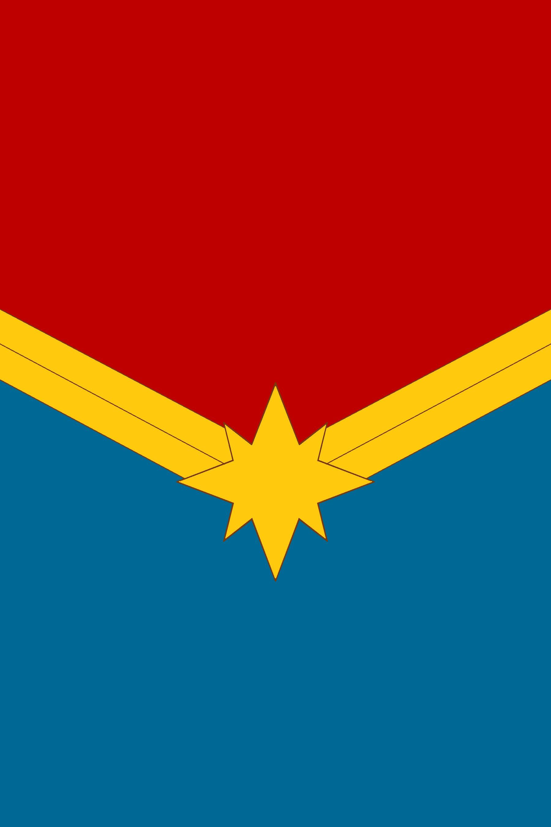 captain marvel emblem
