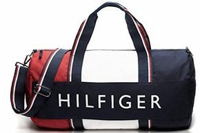 Tommy Hilfiger Patriot Duffle Bag Navy Red -- Find out more about the great  product at the image link. b5ba4d87e8