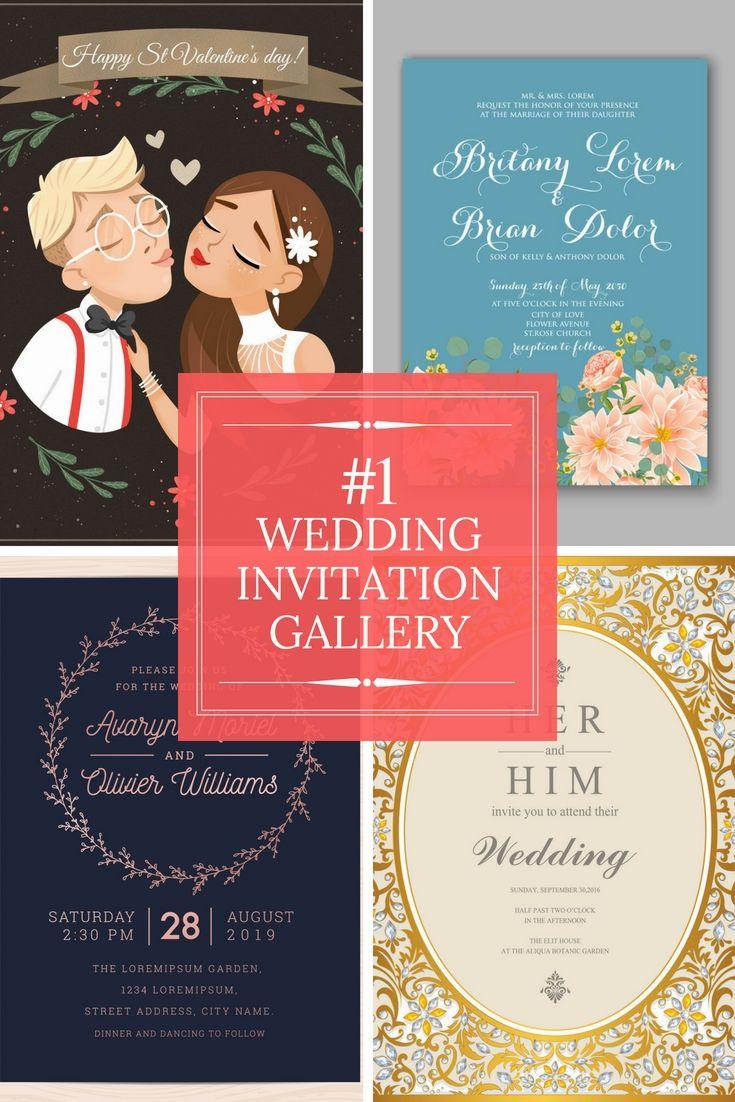 Superb Wedding Invitations Design Online For Your Unforgettable Big ...