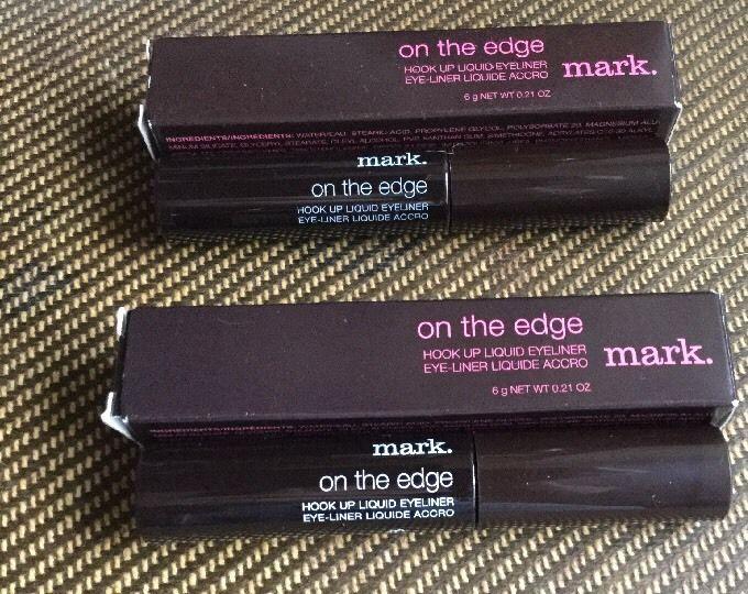 Mark on the edge hook up liquid eyeliner