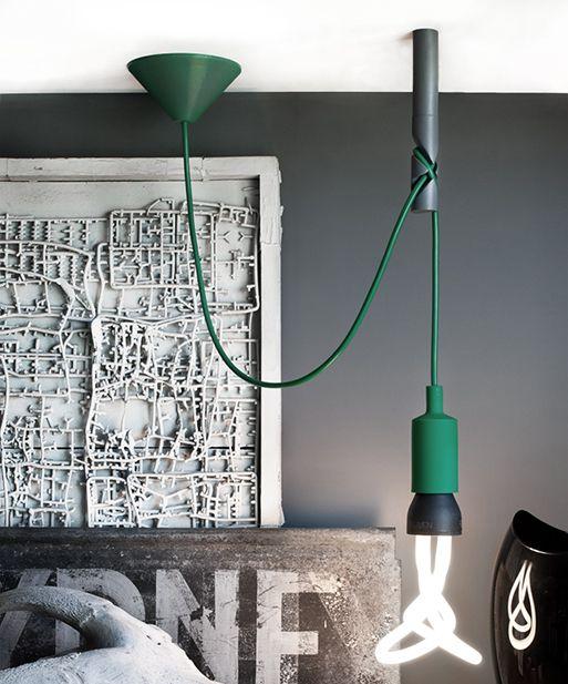 Little Bishop Ceiling Hook | Illuminazione a sospensione