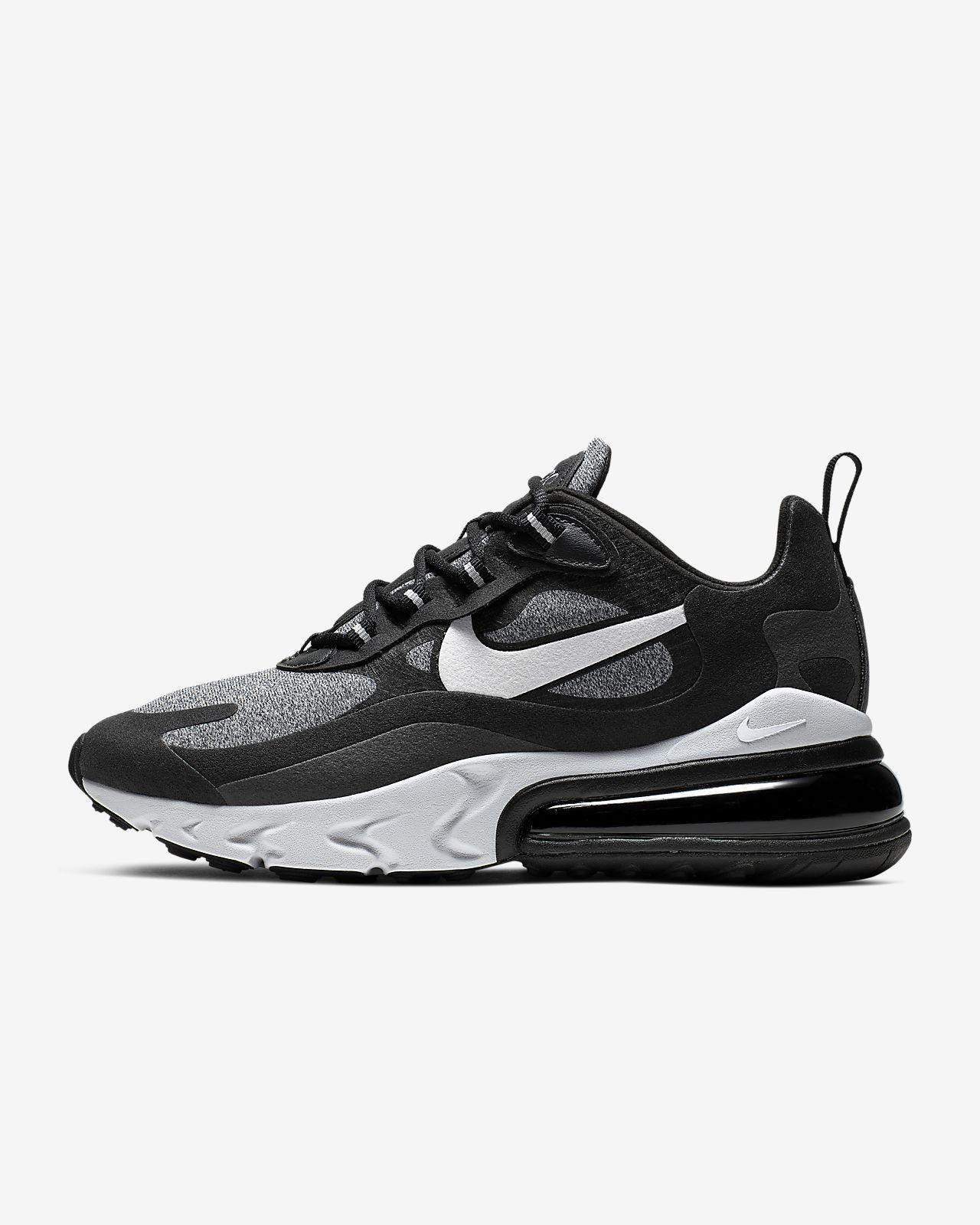 Nike Air Max 270 React Women S Shoe Nike Com Nike Air Max Women Shoes Nike Air