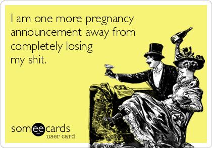 free ecard pregnancy announcement