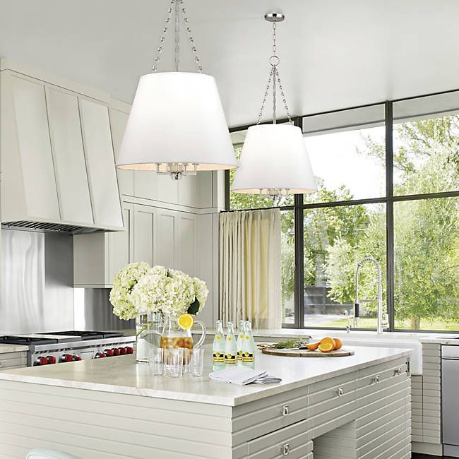 Love hudson valley lighting lumens burdett island lightingkitchen pendantslight