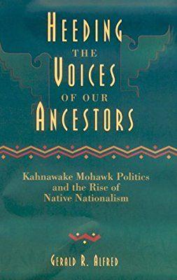 Voice of the ancestors book