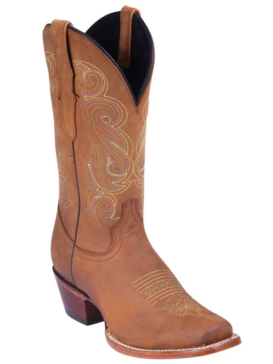 fe242e485 JB-1402 - Botas Vaqueras para Mujer | Western Boots / Botas Vaqueras |  Rodeo boots, Cowboy boots, Bootie boots
