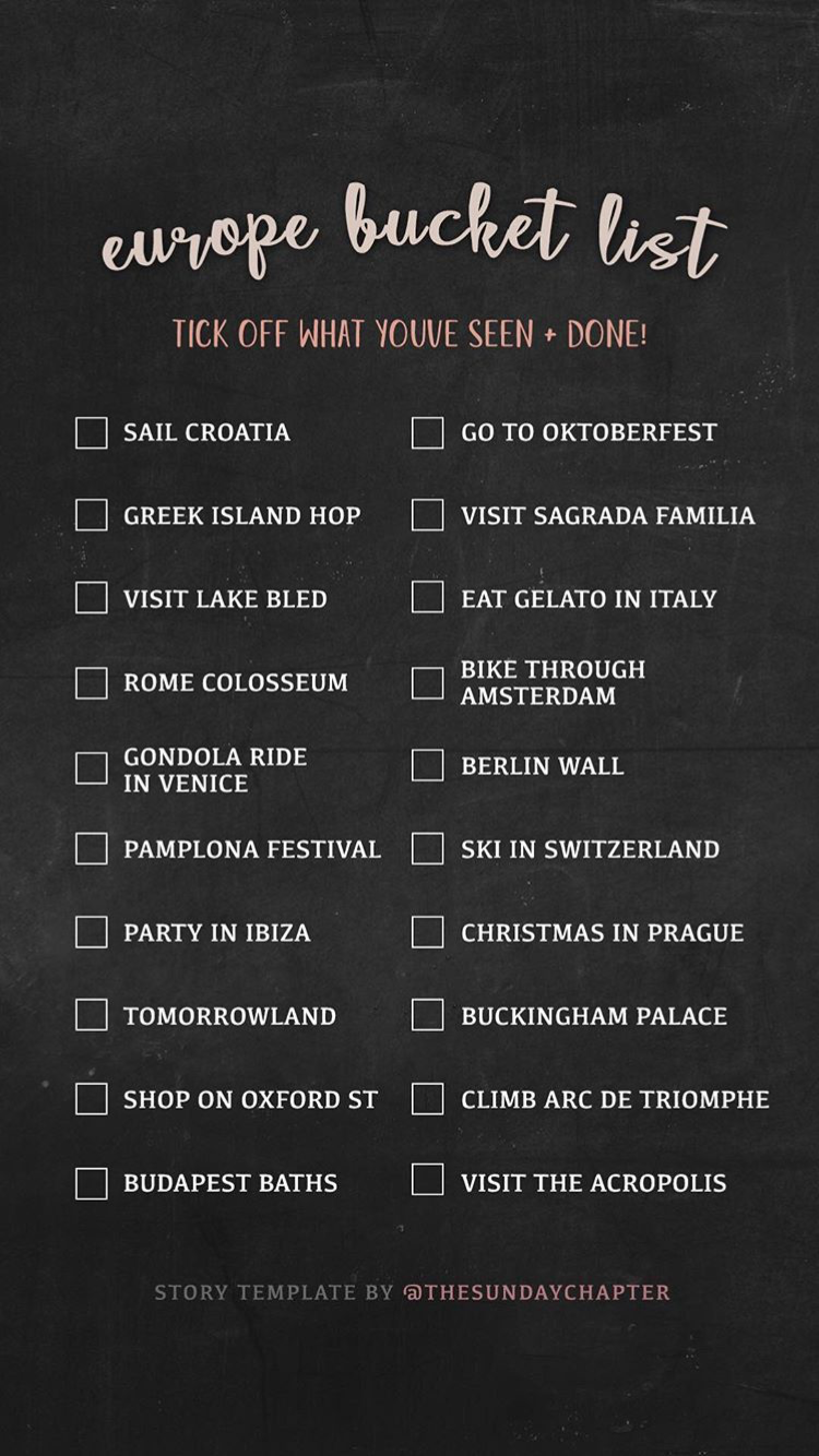 Pin by Katie McColley on Travel | Europe bucket list, Travel
