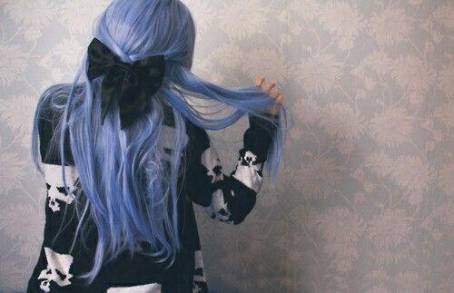 Such a beautiful hair colour!