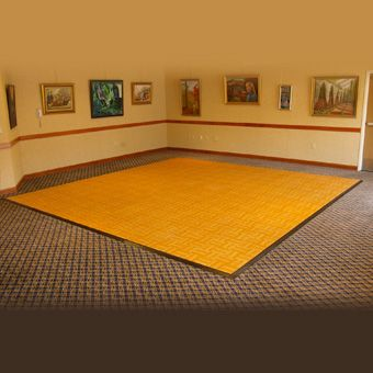 Portable Dance Floor Tile 1x1 Ft Dance Floors Products