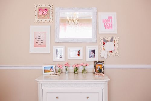 Nursery Wall Collage
