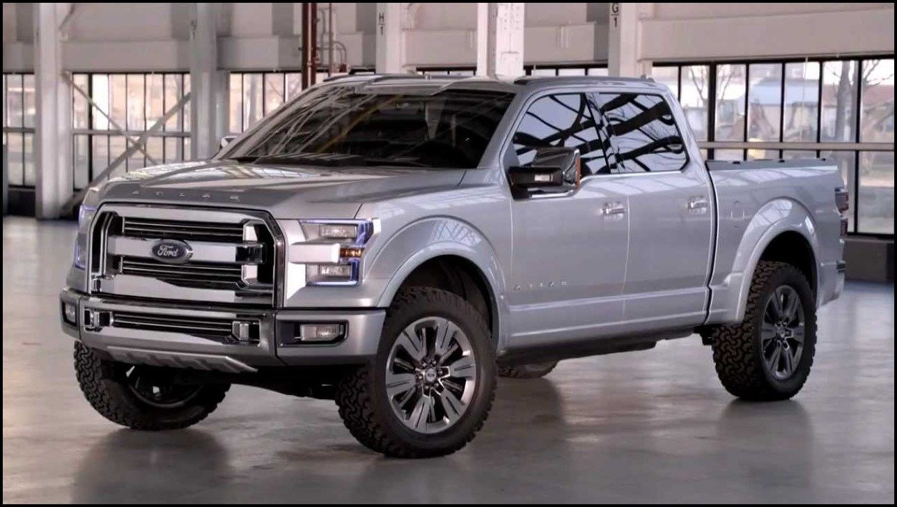 2021 Ford Lobo Exterior
