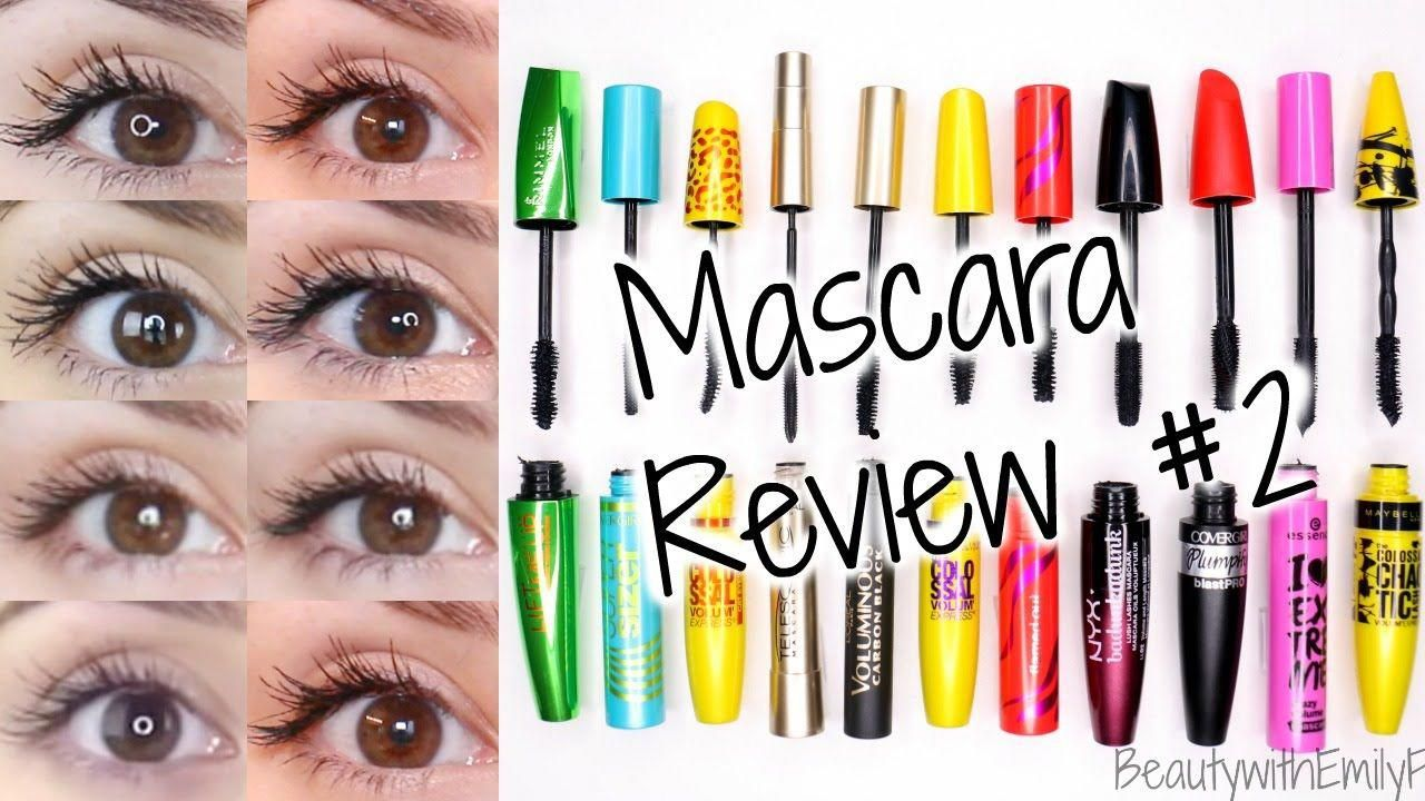 6b50d8c295e Drugstore mascara reviews  L Oreal Telescopic mascara