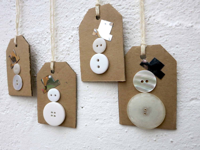Schneemannanh nger f r weihnachten we love 15 for Weihnachten basteln erwachsene
