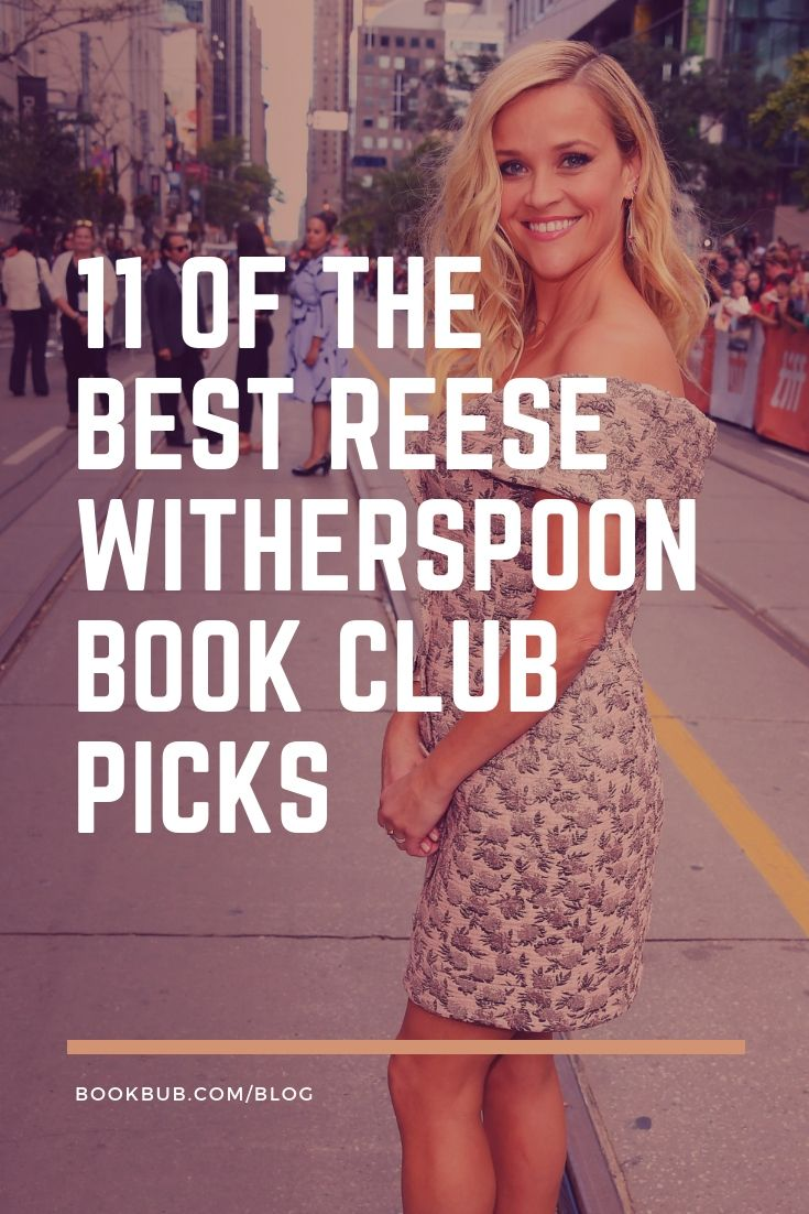 Here's What Reese Witherspoon's Book Club Read Thi