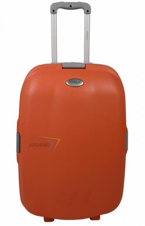 Walizka 22 Na Kolkach W Kolorze Pomaranczowy 5456031156 Oficjalne Archiwum Allegro Suitcase Luggage Items