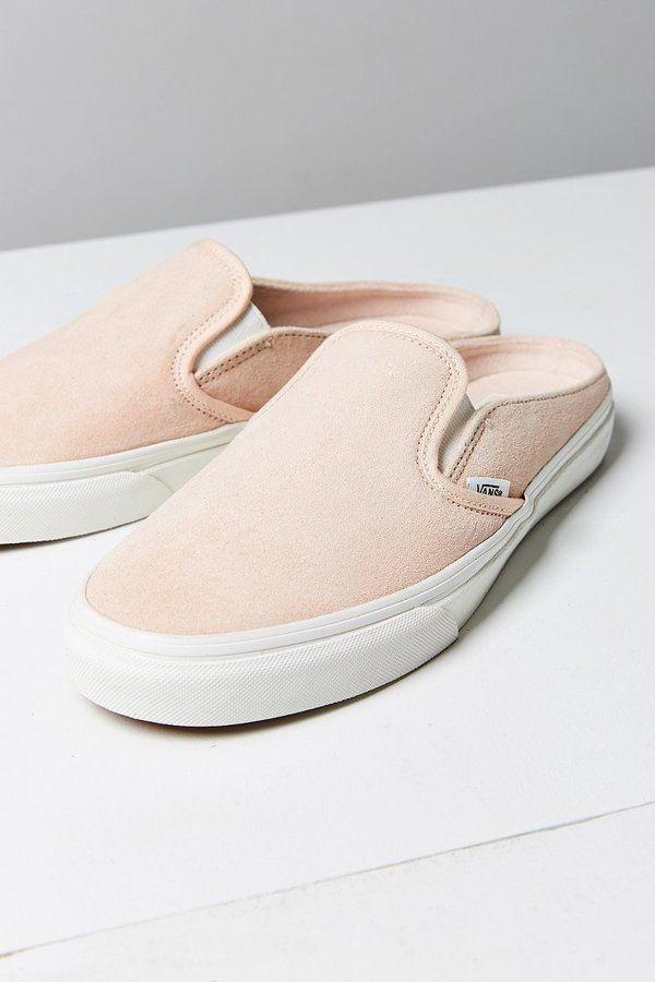 slip on clog sneakers