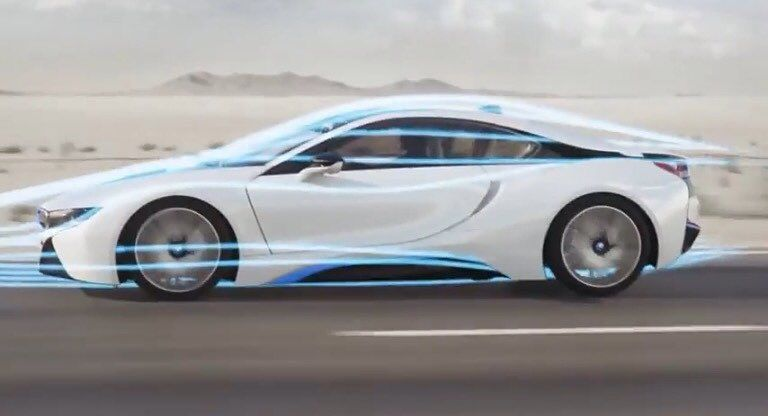 The Bmw I8 Stream Flow In Action Watch The Video On Our Youtube
