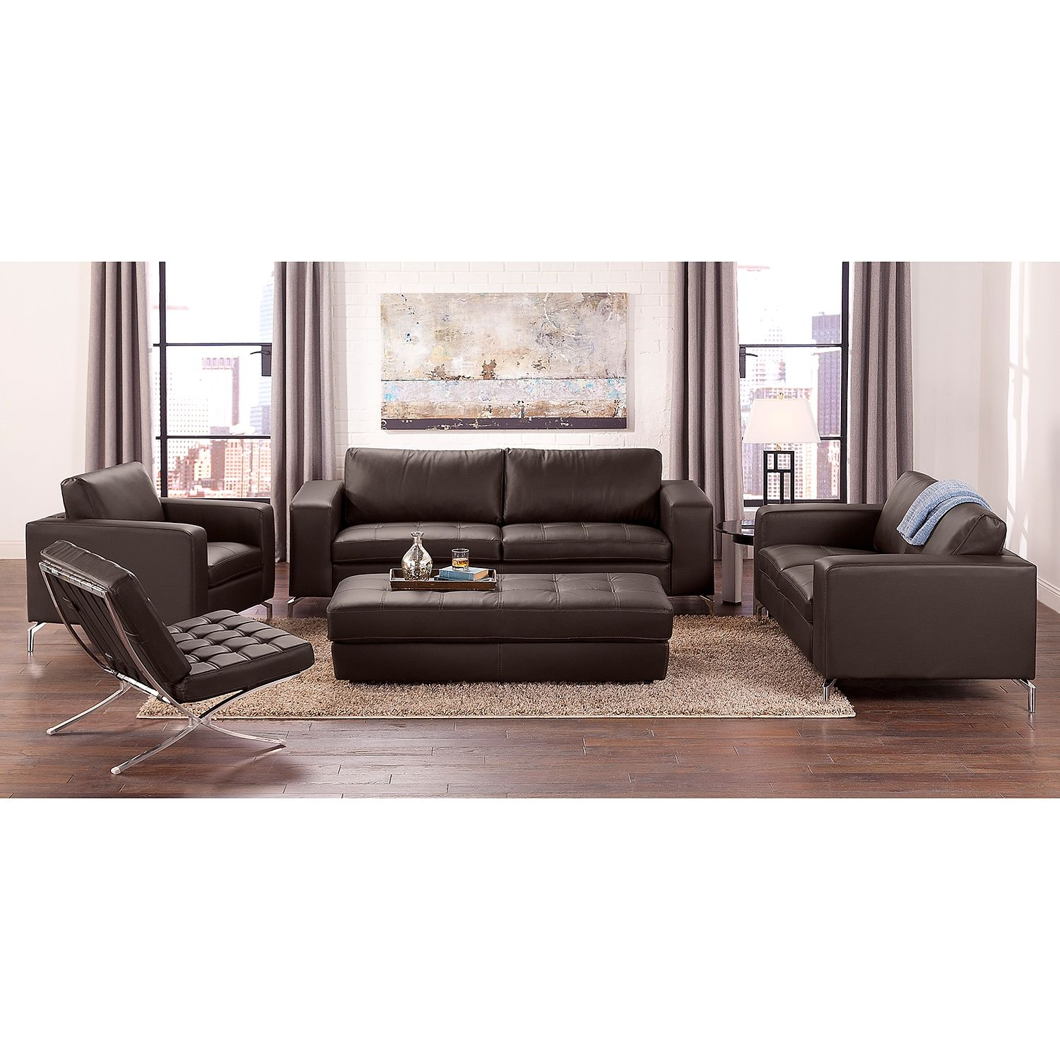 Iii Leather Sofa Value City Furniture