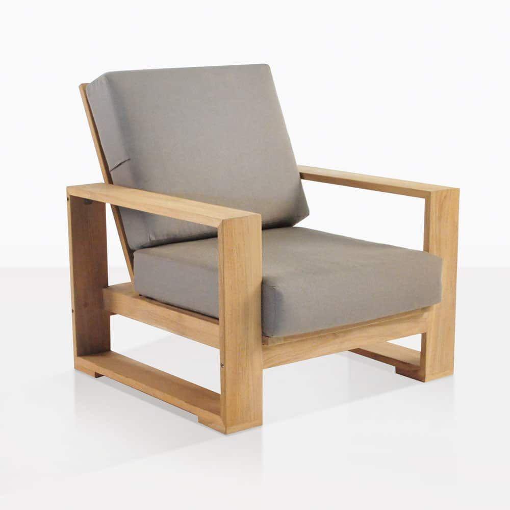 Havan Club Chair Angle Com Imagens Cadeiras De Madeira