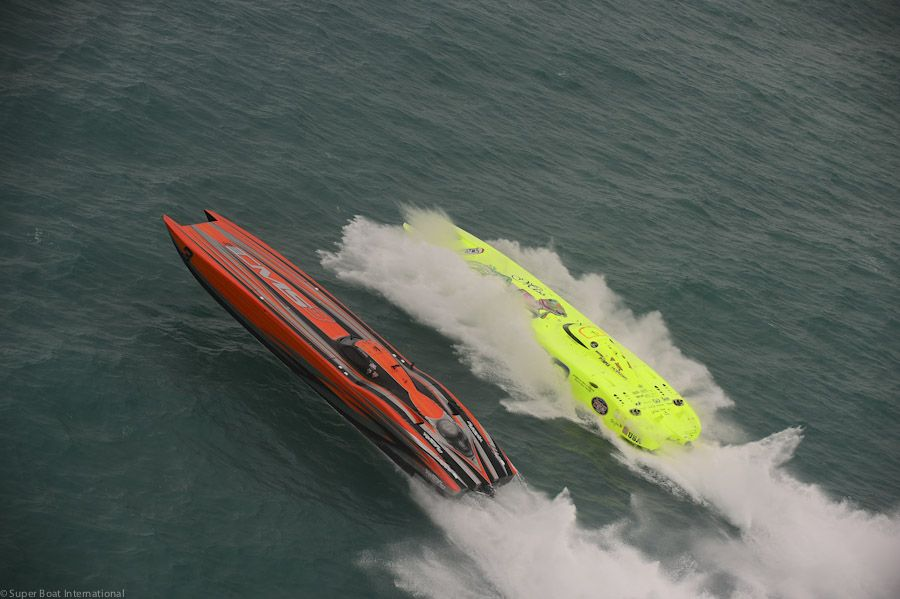 35th Annual Super Boat Key West World Championship Boat