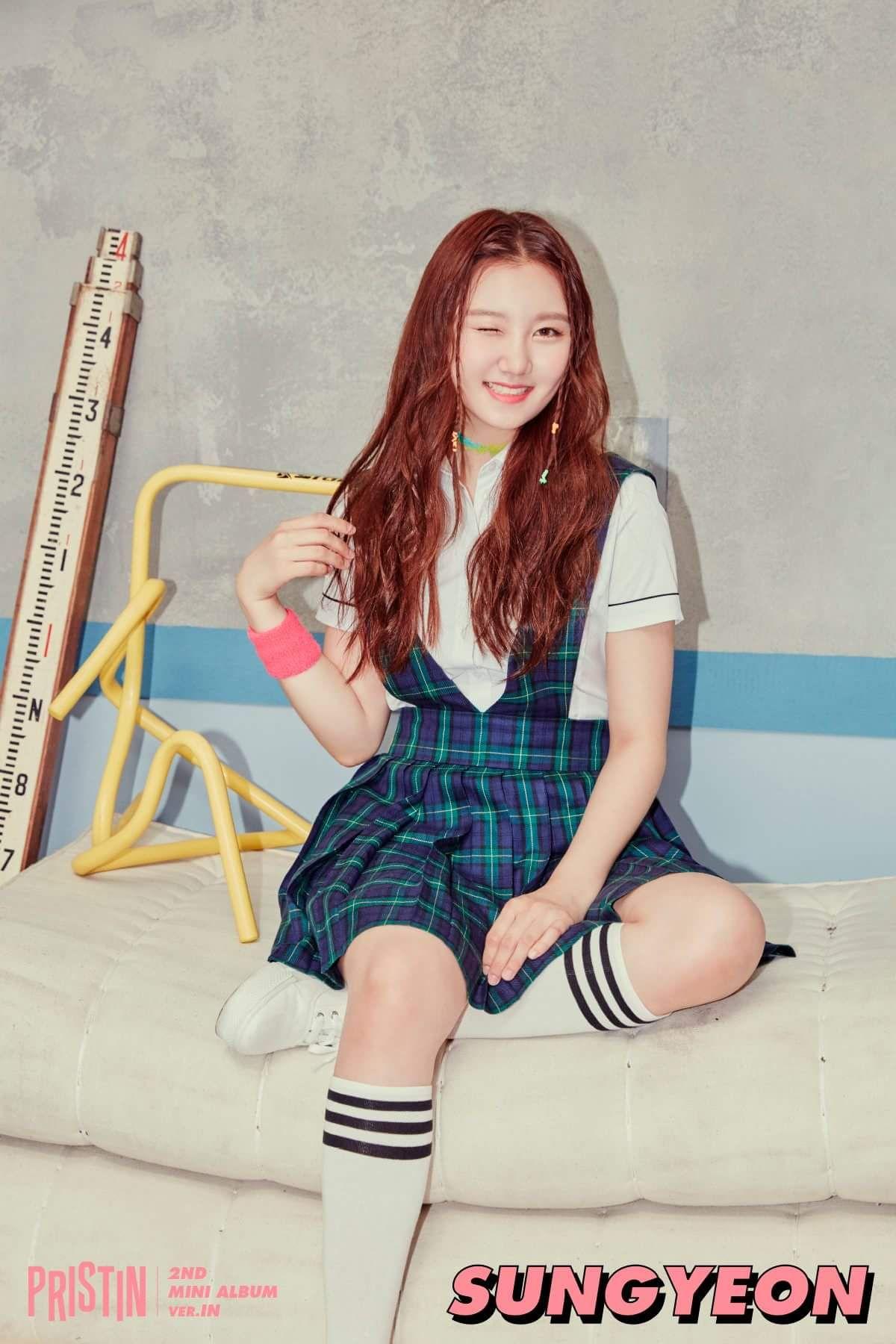 Imagini pentru pristin bae seong yeon