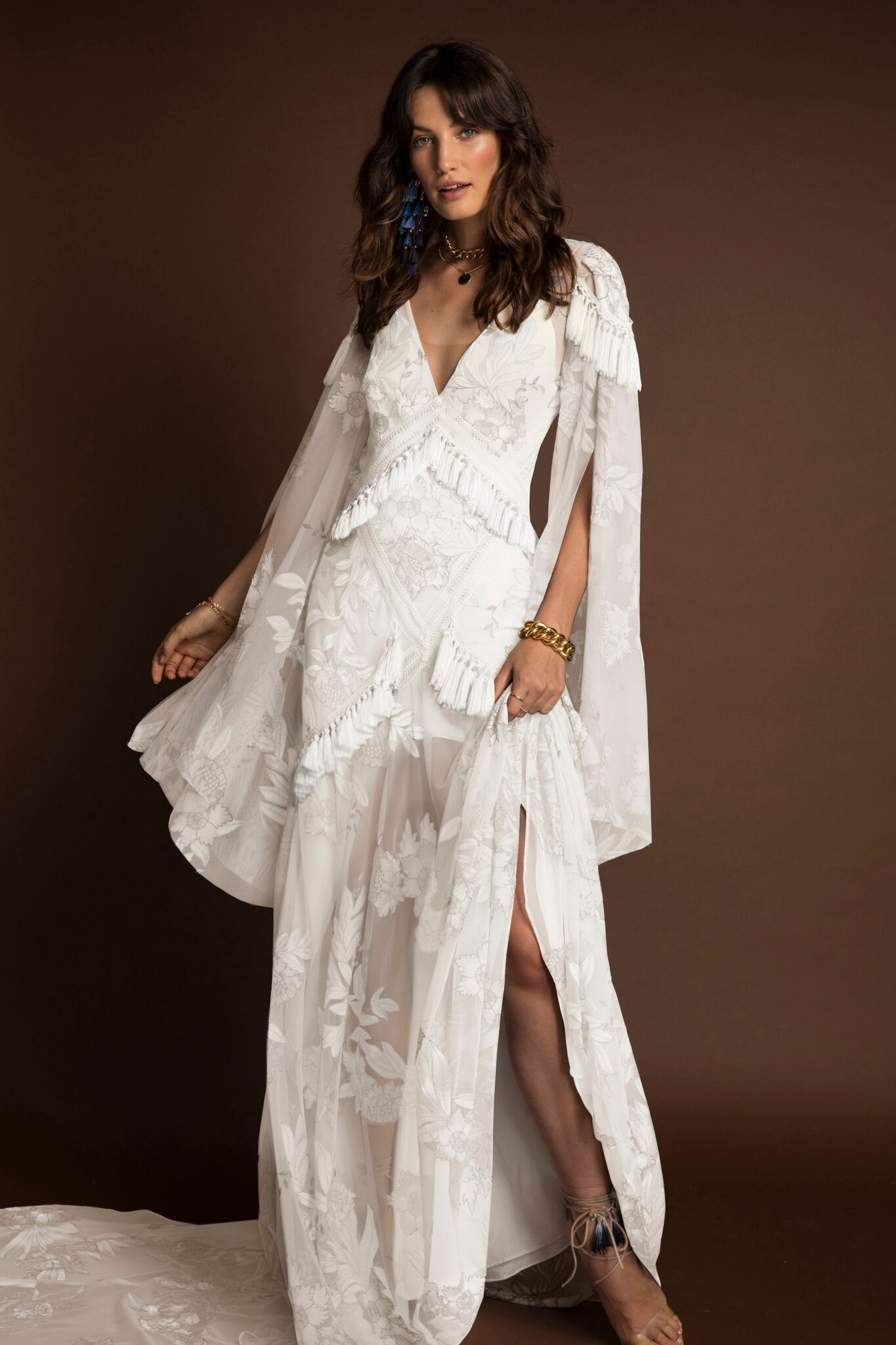 New rue de seine wedding dresses trunk shows bohemian wedding