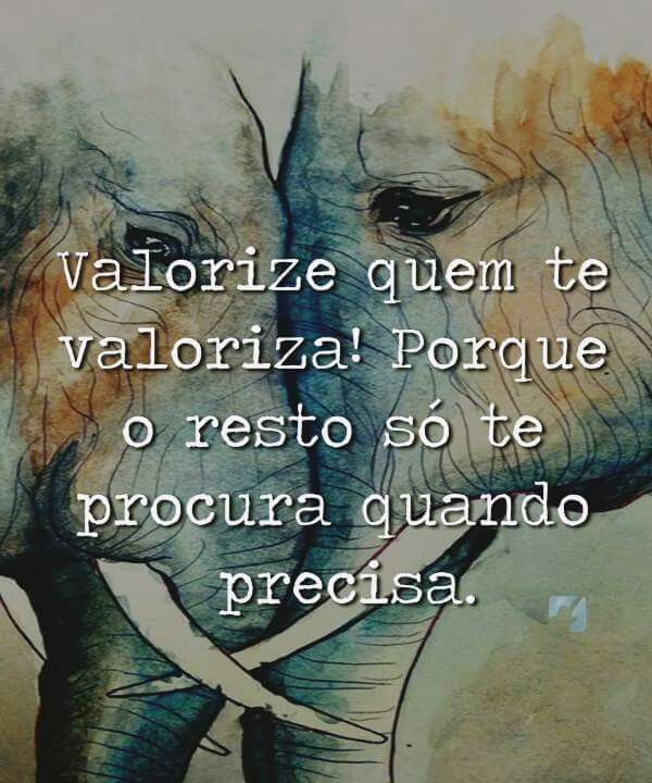 Valorize Quem Te Valoriza Frases