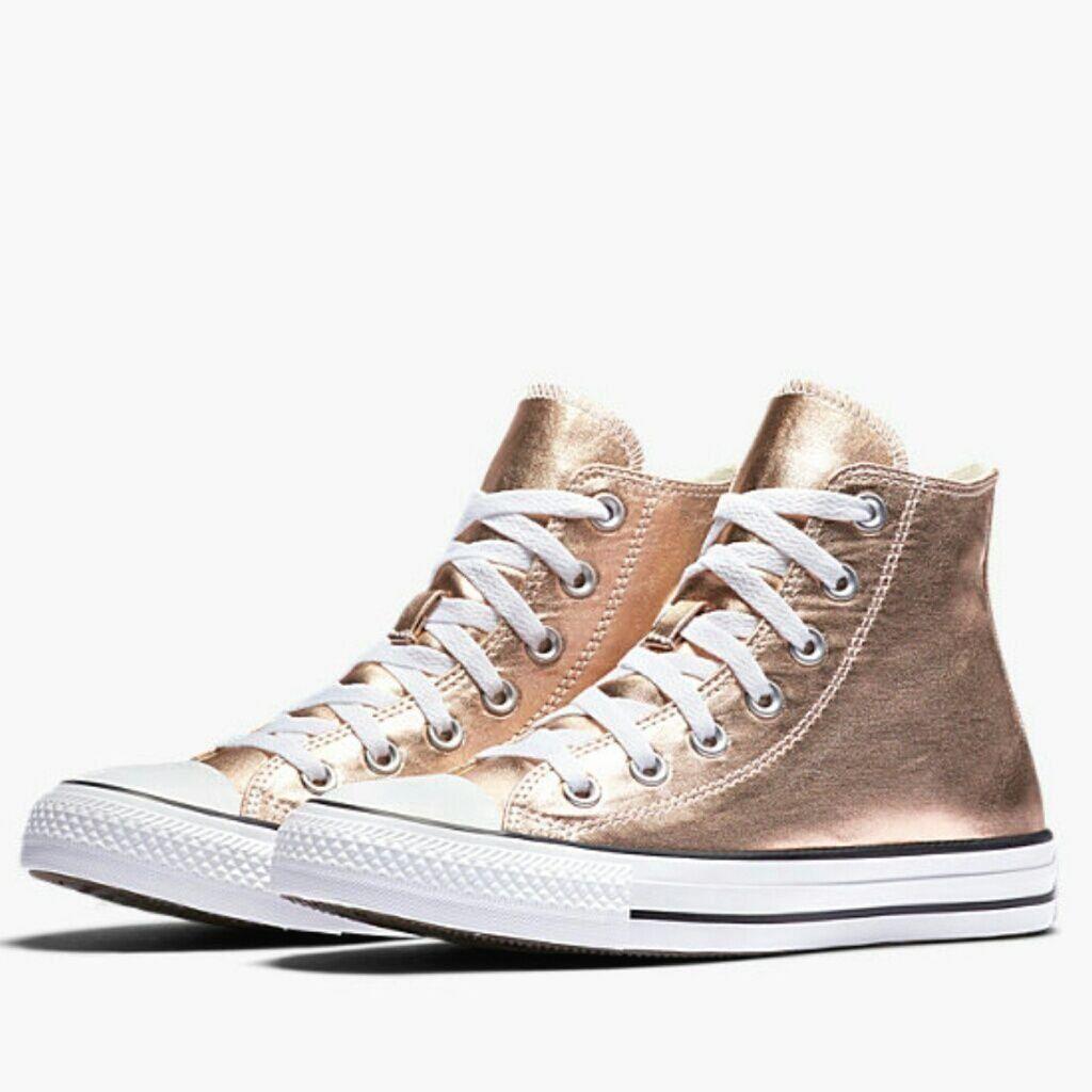 converse chuck taylor rose gold