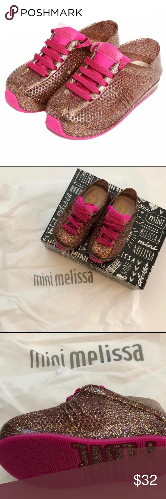 mini melissa love system pink