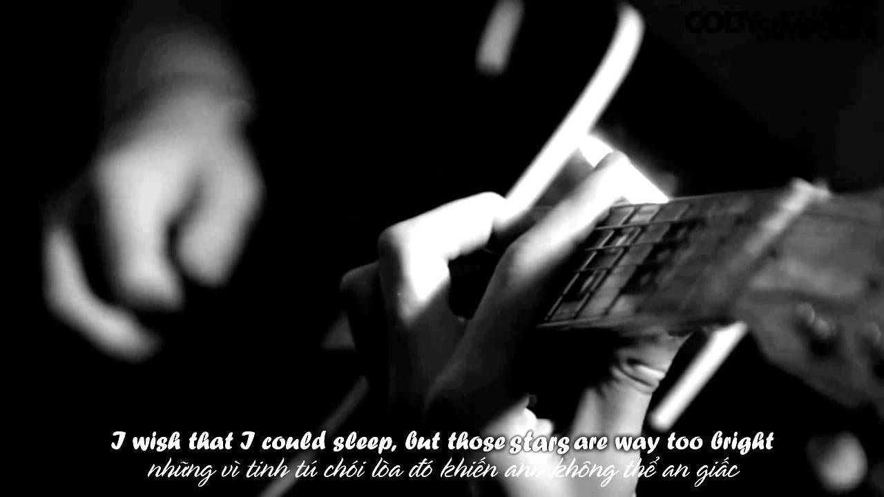 Vietsub+Lyrics] CODY SIMPSON - Awake All Night   My Escape