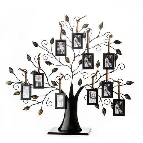 Family Tree Picture Frame Photo Decor Wall Collage Frames Home Art ...