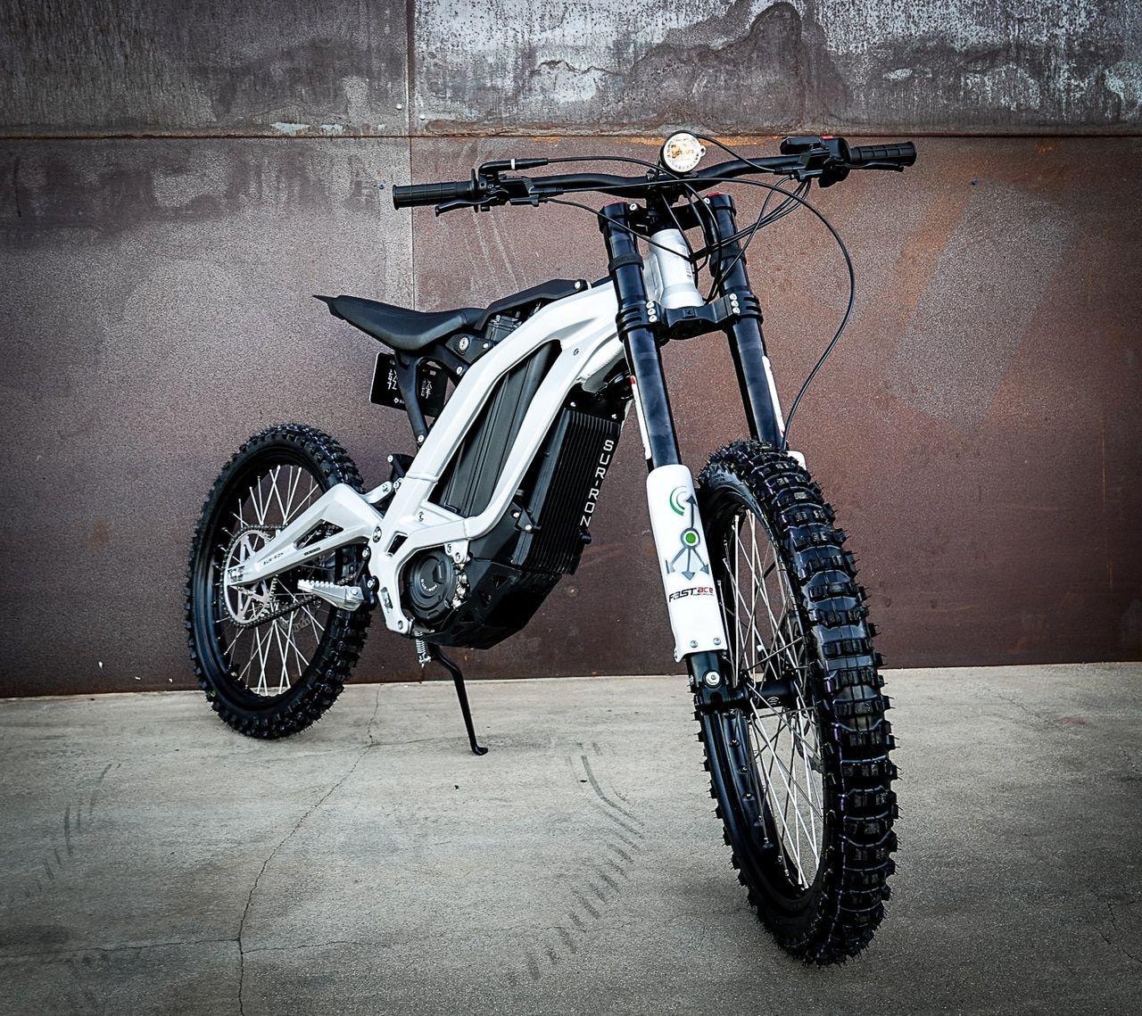 Sur Ron Mx Luna Cycle Electric Dirt Bike Bike Electricity