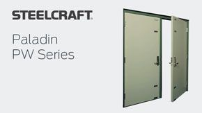 The Paladin™ PW-Series Flush Doors have been specifically designed tested and approved  sc 1 st  Pinterest & The Paladin™ PW-Series Flush Doors have been specifically designed ... pezcame.com