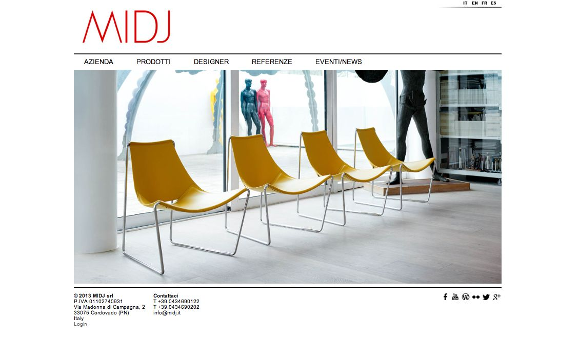 Tavolo midj ~ Apelle chair by bea sempere produced midj midj