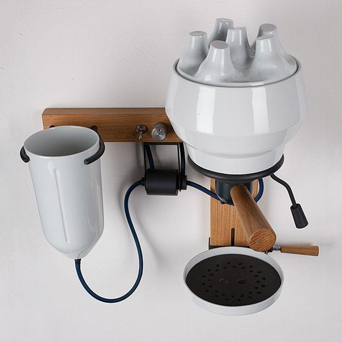 Incredibly beautiful Espresso machine.