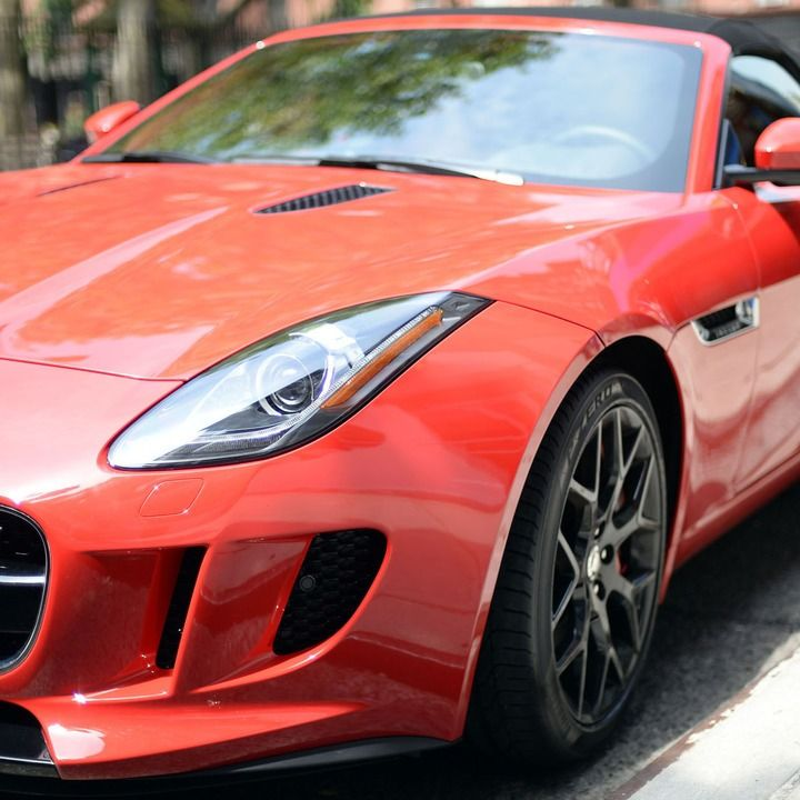 Jaguar's First Sports Car In 50 Years Is Stunning