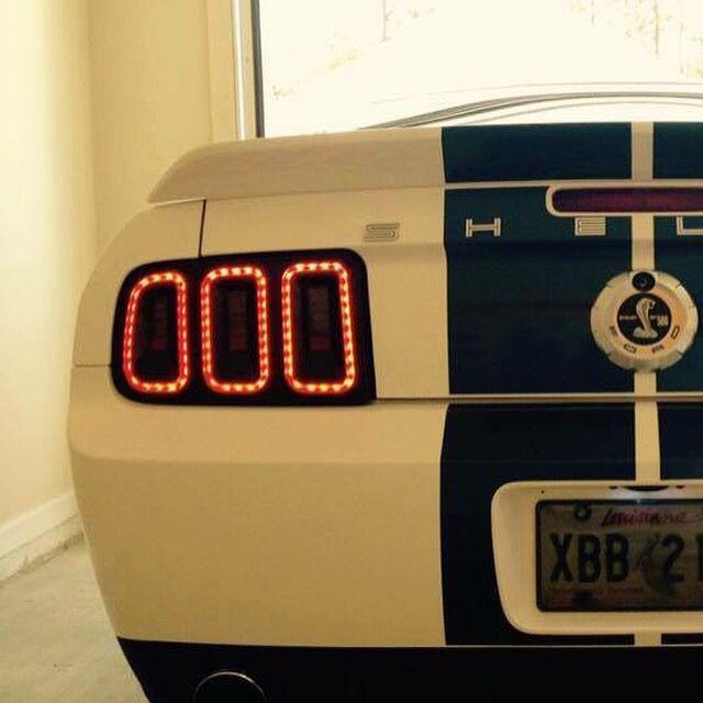 Mustang Raxiom Light Mustang New Cars Car Accessories