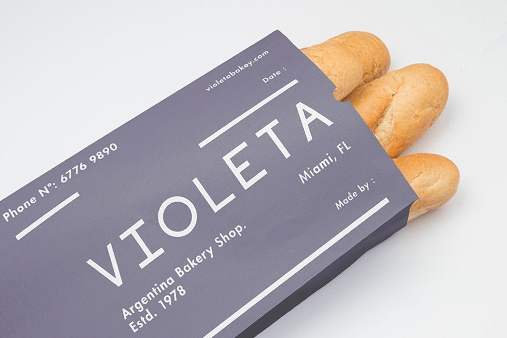 Anagrama - Violeta Identity