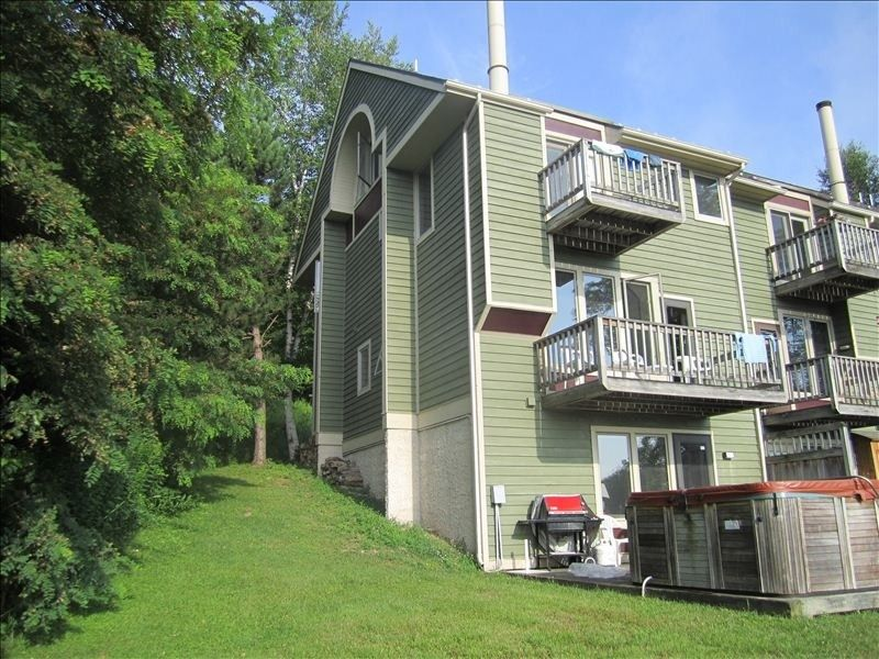 McHenry Vacation Rental - VRBO 324396 - 3 BR Deep Creek Lake Townhome in MD, Ski-in/Ski-Out, Sleeps up to 10, Great View of Deep Creek Lake