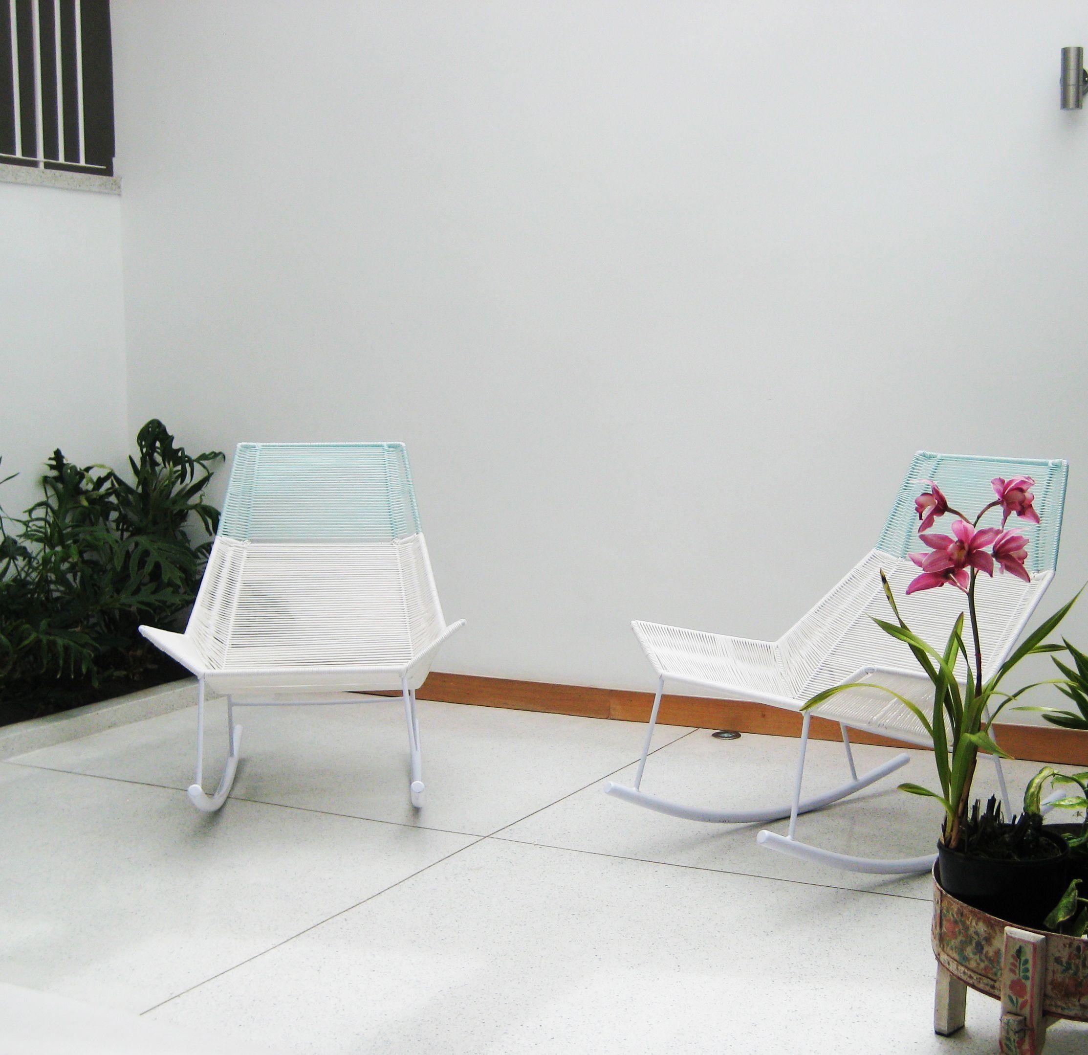 Coste A Rocking Chair Zientte By Sergio Vergara Furniture  # Muebles Zientte