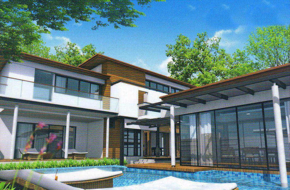 toiture 2 pans asymétrique - Recherche Google Projets à essayer - qu est ce qu une maison bioclimatique