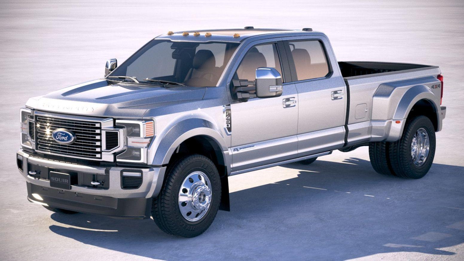 2021 Ford F450 Super Duty New Concept