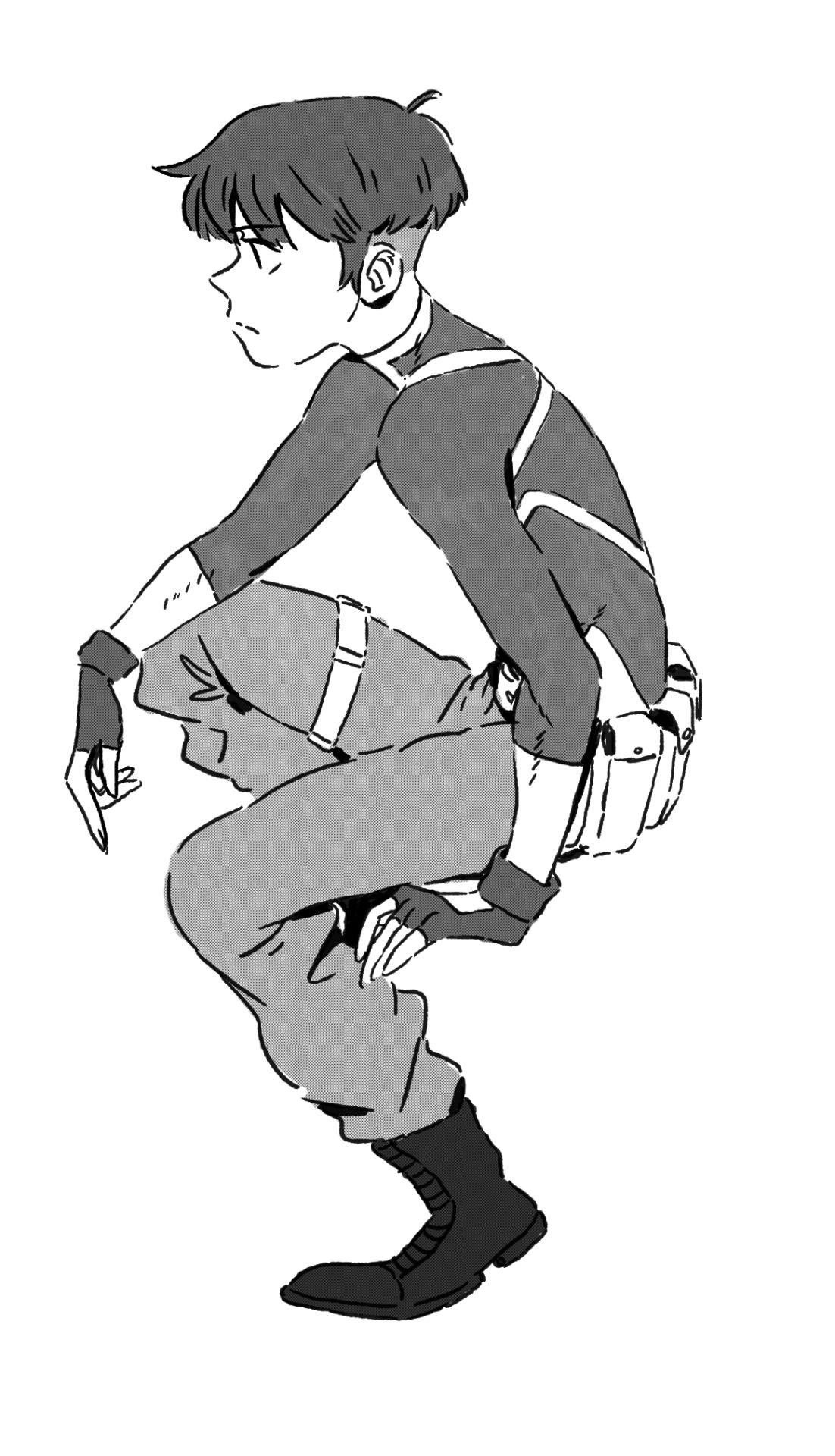 LeiLei Photo Cartoon styles, Character design