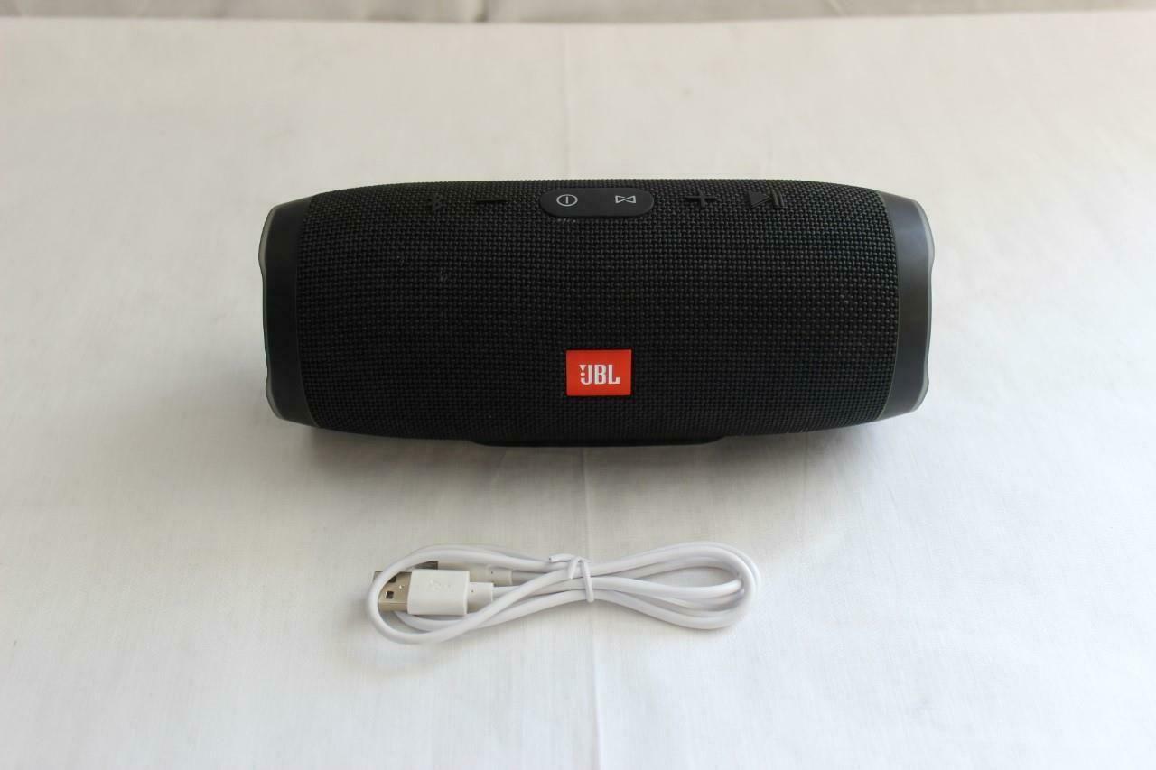 Jbl Charge 3 Portable Bluetooth Speaker Jblcharge3blkam Bluetooth Speakers Waterproof Ideas Of Bluetooth Speakers Waterproof Bluetoothspeakers Waterproo With Images