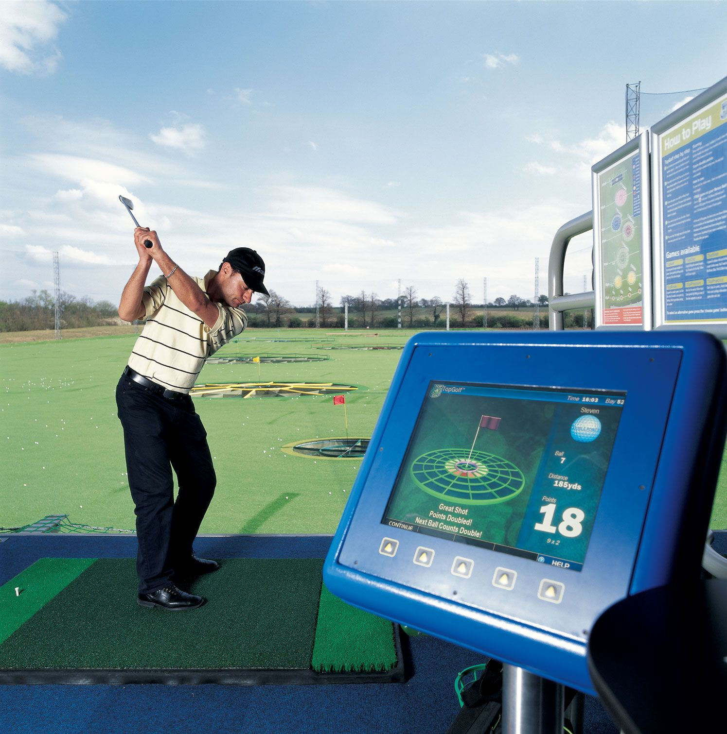 Topgolf In Wood Dale What Is It A Golf Entertainment Complex Where The Competition Of Sport Meets Your Favorite Weekend In London Fun Days Out Sports Meet