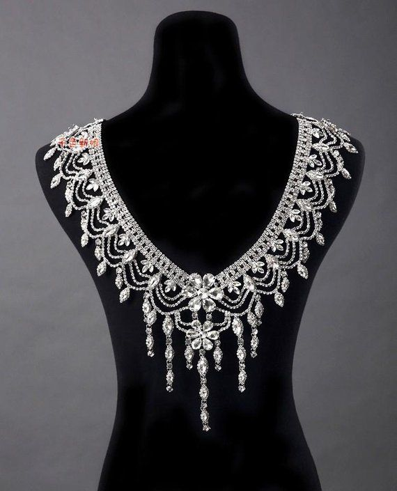 Luxury Beautiful Crystal Rhinestone Body Jewelry